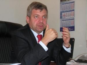 Вице-президент ООО ПИИ Евро Финанс Лтд Валентин Макаренко