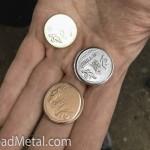 Сувенирные монеты Артини