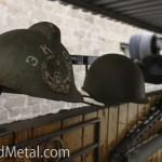 Шлемы пожарных и военных