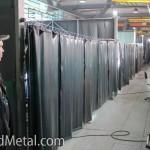 Цех наплавки биметаллических листов Steel Work Кривой Рог