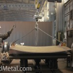 Транспортировка биметаллического листа Steel Work Кривой Рог