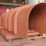 Склад готовой продукции Steel Work Кривой Рог