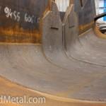 Ковш грейфера, усиленный биметаллом SWIP от Steel Work Кривой Рог
