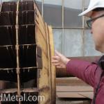 Пример изношенного оборудования, поступающего в ремонт Steel Work Кривой Рог