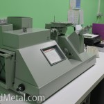 Цифровой микроскоп в заводской лаборатории Steel Work Кривой Рог