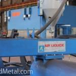 Сварочное оборудование Air Liquide на ЗСП (Днепр)