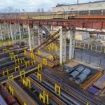 Открытая площадка для металлопроката СМЦ ТД Славсант