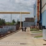 Открытый склад готовой продукции - Компания Металл Инвест