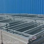 Оцинкованные ограждения для улиц - Компания Металл Инвест
