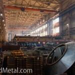 Панорама цеха оцинкования Компании Металл Инвест