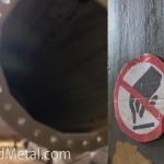 Знак-предупреждение, что изделия горячие - Компания Металл Инвест