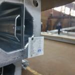 Столб освещения готов к отправке заказчику - Компания Металл Инвест