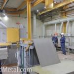 Специалисты Компании Металл Инвест самостоятельно спроектировали новый цех