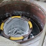 Центрифуга для удаления избыточного цинка с резьбы - Компания Металл Инвест